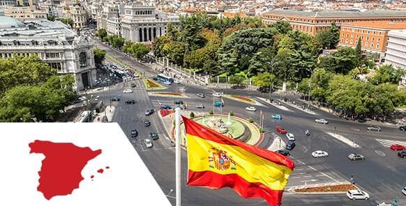 Transporte España