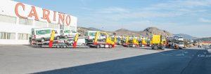 Transporte internacional de vehículos precio - Transportes Cariño