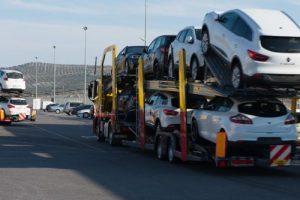 Transporte coche España - Transportes Cariño