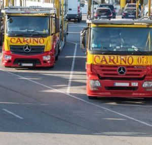 Presupuesto De Traslado De Vehiculos Cariño 300x285 1