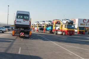 Presupuesto empresa transporte de vehículos - Cariño