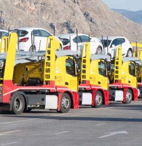 Transporte de vehículos precio - Transporte Cariño