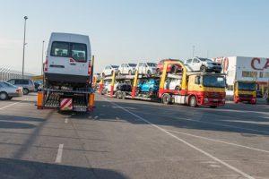 Transportar vehículo precio - Transportes Cariño