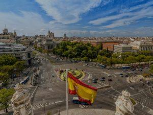 Plaza Cibeles Madrid 300x225